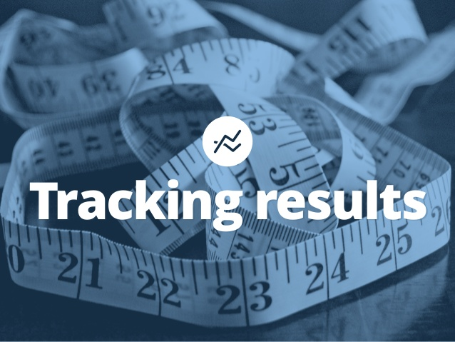 PR workflow - tracking results