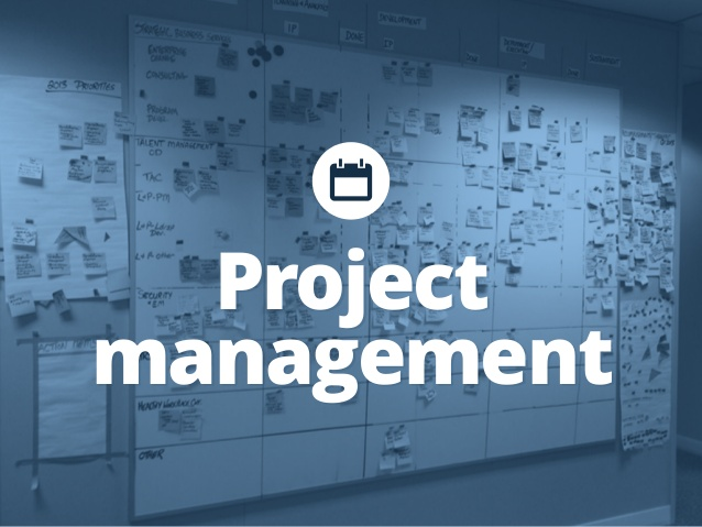 PR workflow - project management
