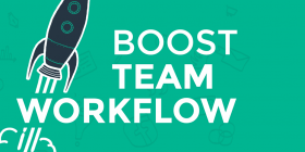 Presentation: improve PR team workflow