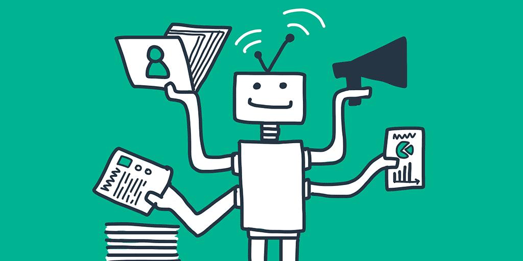 PR automation robot