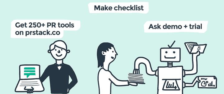 Invest in automating PR team workflow